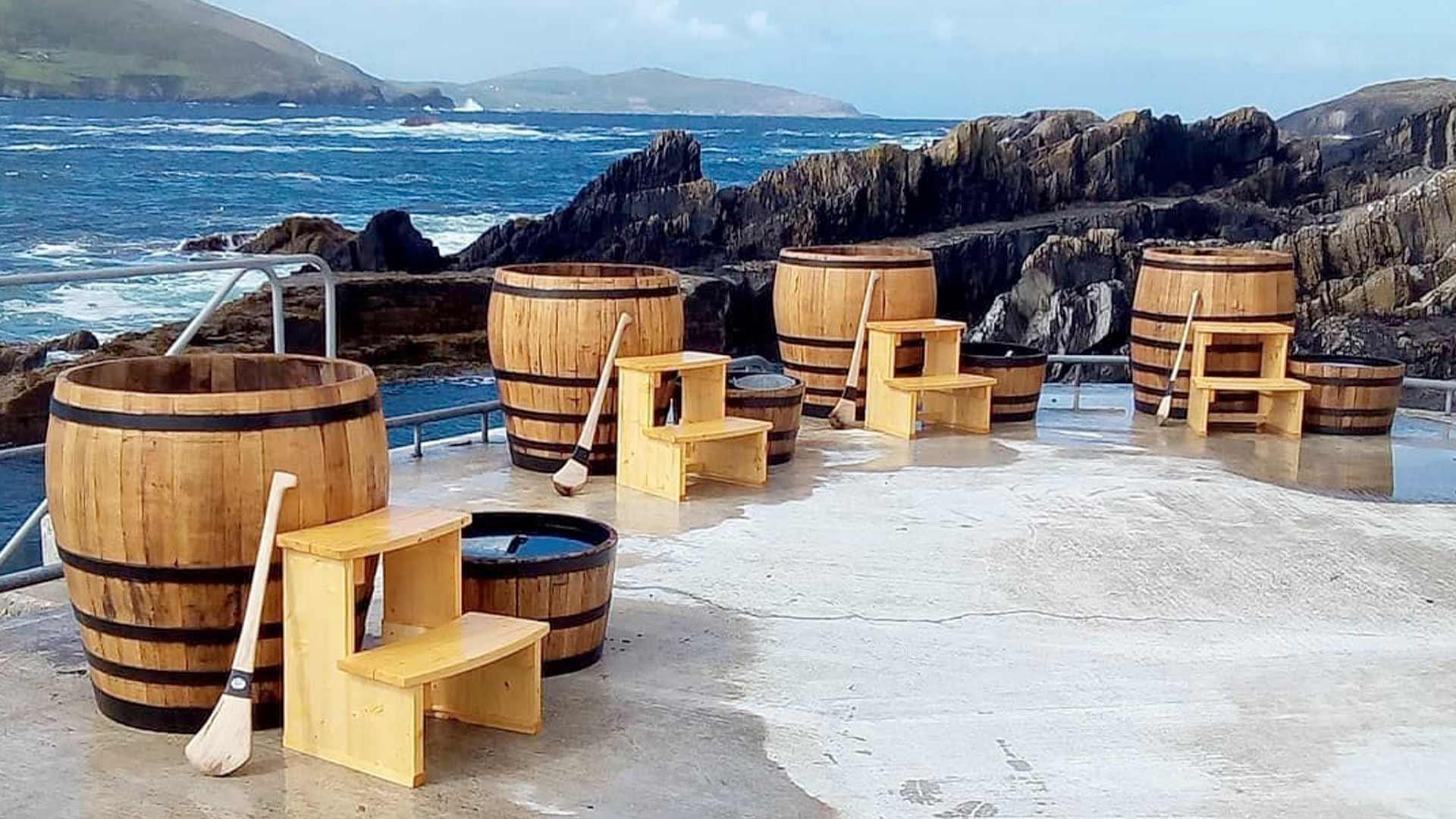 Wild Atlantic Seaweed Baths